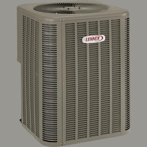 Lennox ML14XC1 air conditioner.