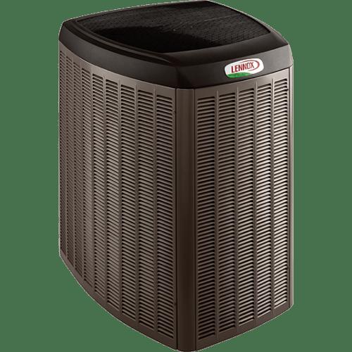 Lennox SL18XC1 air conditioner.