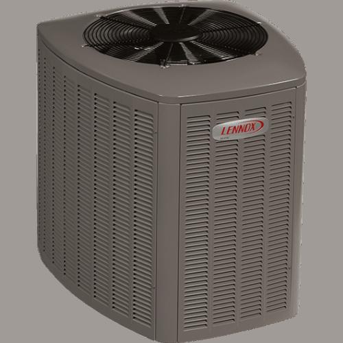Lennox XP16 heat pump.